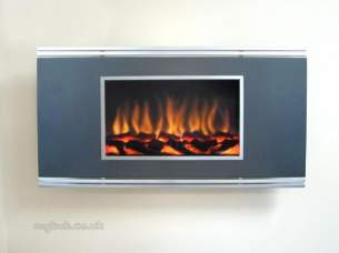 Flavel Electric Fires -  Bfm Flavel Marino Ultra Electric