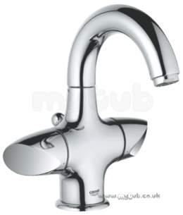 Grohe Tec Brassware -  Grohe Aria 21090 High Spout Basin Mixer