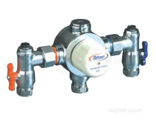 Rwc Water Mixing Products -  Rwc 430 Planar Multi-outlet Shower Valve