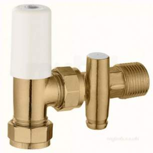 Terrier and Belmont Radiator Valves -  Terrier 367d 15mm X 1/2 Inch Mi Angl Ls/brass