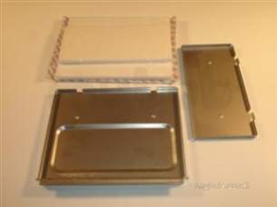 Baxi Boiler Spares -  Baxi 242499 Insulation Pad Assembly