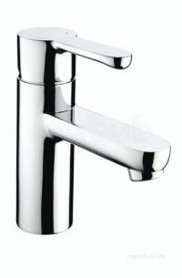 Bristan Brassware -  Nero Basin Mixer Without Waste Chrome