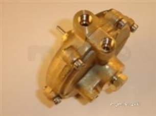Baxi Boiler Spares -  Baxi 248063 Pressure Differential Assy