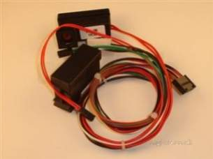 Baxi Boiler Spares -  Baxi 248732 Microswitch Assy