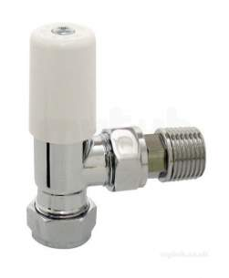 Myson Manual Radiator Valves -  Myson Matchmaster 15mm Ls Valve Cp