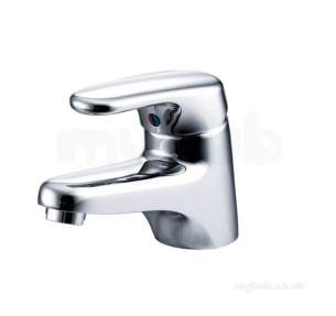 Armitage Shanks Domestic Brassware -  Armitage Shanks B6815 Sandringham Sl Basin Mixer No Waste