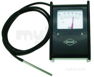 Briggon Test Equipment -  Anglo Brigon 2601003 Draught Gauge
