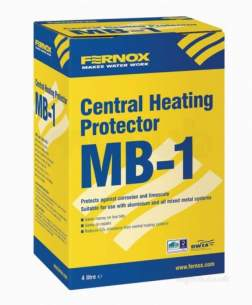Fernox Products -  Fernox Mb1 4 Ltr Central Htg Protector