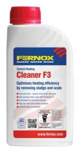 Fernox Products -  Central Heating Cleaner F3 500ml