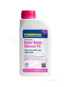 Fernox Products -  C/heating Boiler Noise Silencer F2 500ml