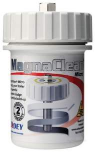 Central Heating Protection -  Adey Mcmw001 Na Magnaclean Micro Filter