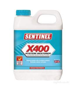 Sentinel Products -  Sentinel X400 Sludge Remover 1ltr