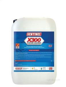 Sentinel Products -  Sentinel X300l-20l-drum Na 20 Litre Drum Of X-range X300 Universal Cleaner