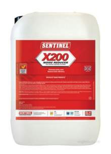 Sentinel Products -  Sentinel X200l-10l-drum Na 10 Litre Drum Of X-range X200 Noise Reducer