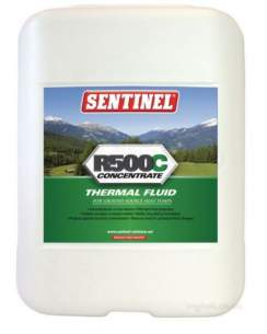Sentinel Products -  Sentinel R500c Gshp Thermal Fluid 1000l