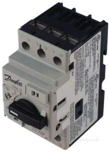 Danfoss Ltd -  Danfoss Circuit Breaker Cti25m 6.3-10a