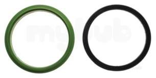 Worcester Boiler Spares -  Worcester 87110043290 Shaped Seal