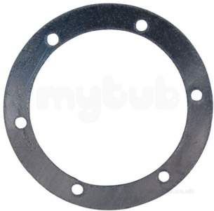 Imi Water Heating Spares -  Powermax P460 Flue Collector Gasket