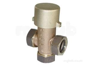 Imi Water Heating Spares -  Powermax 0003 P526 Blender Valve Oventrop