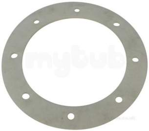 Imi Water Heating Spares -  Powermax P523 Flue Collector Gasket