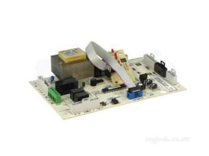 Heatline Spares -  Heatline 3004092615 Main Control Board