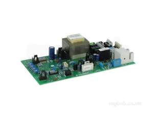 Heatline Spares -  Heatline 3003200010 Main Control Board
