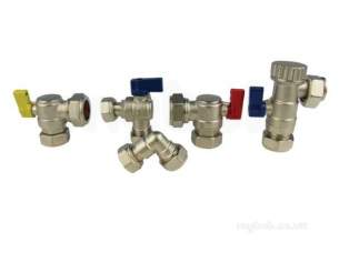 Heatline Spares -  Albion Heatline 3002160280 Valve Set