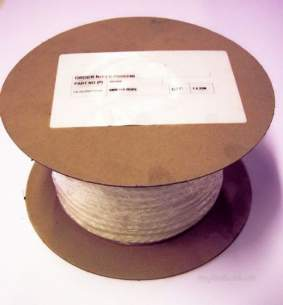 Miscellaneous Boiler Spares -  Metres Of 8mm Glass Fibre Rope 25m Coil