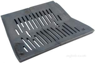 Miscellaneous Boiler Spares -  Baxi 000078 16inch Bottom Grate Pair