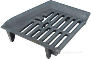 Miscellaneous Boiler Spares -  Baxi 000277 20inch Bottom Grate Pair