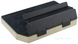 Charnwood Solid Fuel Spares -  Charnwood 011av09 Reducing Brick