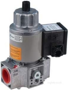 Dungs Combustion Spares -  Dungs Mvdle 210 1inch Solenoid Valve 240v