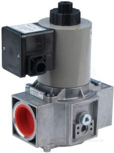 Dungs Combustion Spares -  Dungs Mvdle 215 1 5inch Solenoid Valve 240v