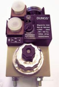 Dungs Combustion Spares -  Dungs Mbdle 407-b01 Multibloc E01352h