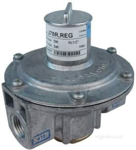 Energy Products Jeavons Governors -  Jeavons J78r 1/2inch Air Regulator