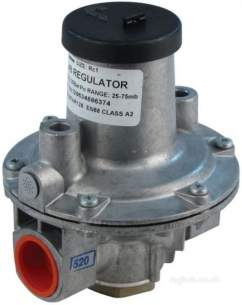 Energy Products Jeavons Governors -  Jeavons J48 1inch Regulator 4806ra4