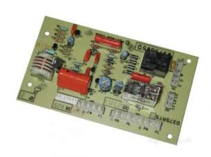 Malvern Boilers Ltd -  Malvern 7707 Sequence Pcb 7707.