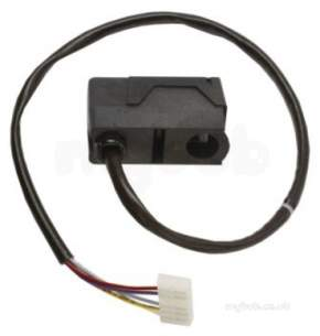Worcester Boiler Spares -  Worcester 87161208330 Micro Switch Assy Obsolete
