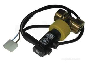 Worcester Boiler Spares -  Worcester 87161211420 Flow Switch
