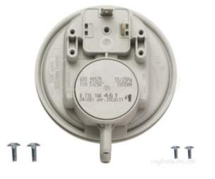 Worcester Boiler Spares -  Worcester 87161044610 Air Pressure Switch