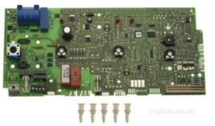 Worcester Boiler Spares -  Worcester 87483002200 Pcb Heattron 2