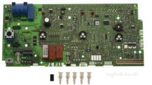 Worcester Boiler Spares -  Worcester 87483002760 Pcb Heatronic 11 242 R