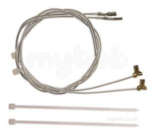 Worcester Boiler Spares -  Worcester 87161202290 Ignition Harness Assy