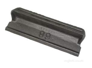 Parkray Boiler Spares -  Parkray 115048 Back Strip