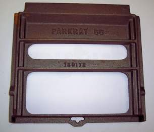Parkray Boiler Spares -  Parkray 130172 Throat Plate