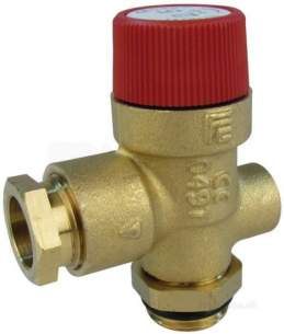 Grant Engineering Parts and Spares -  Grant Mpcbs50 Pressure Relief Valve