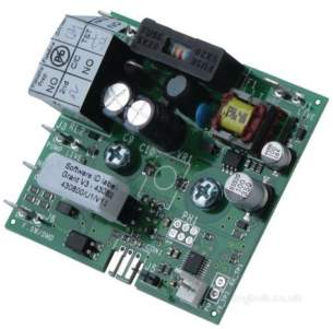 Grant Engineering Parts and Spares -  Grant Mpcbs82 Pcb Board Only