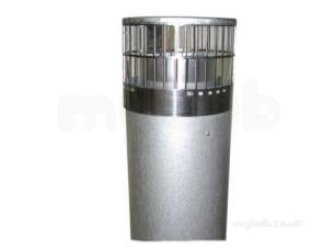 Valor Gas Fire Spares -  Valor 0524669 Flue Terminal End
