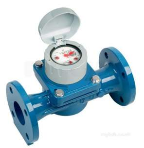 Kent Water Meters -  Kent S2000 50mm Meter Inductive Jpb4514