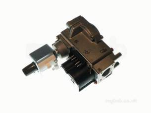 Vaillant Boiler Spares -  Vaillant 053473 Gas Section H